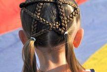 Xmas hair  style