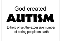 We are aware/ Autism