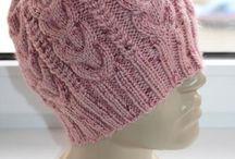 Схема для вязания шапки