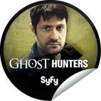 Ghost Hunters / Get glue stickers
