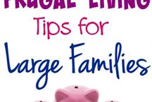Frugal living tips mummah style / Family stuff