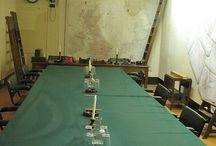 Underground war room
