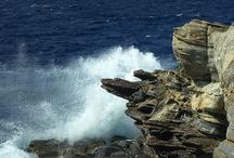 Mares, oceános, olas