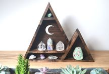 Decide for Mountain shelves