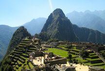 Machu Picchu / Wouaaaouhh