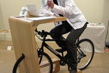 Workplace / Refreshing work spaces, exercise desks, common spaces, and more.