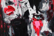 Peintures `:Nielly  Francoise / Magnifique
