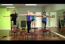 trampoline workout