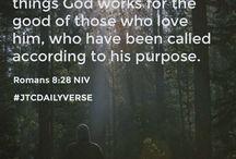 JTCDailyVerse / Jakarta Tabernacle Choir Daily Verse