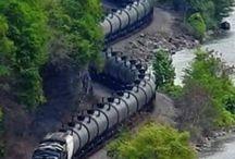 vlaky - Amerika