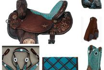 Equine Love - TACK + More  / by Michelle Kucirka