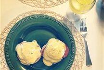 Eggs / Egg Based Recipes
