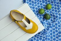 Girls Shoes / by Little Goodall