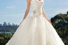 Sophia Tolli gowns we are awaiting!