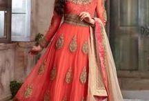 Trending Salwar Kameez! / Cool collection of Salwar Kameez  Shop now - http://bit.ly/1UFkQQX