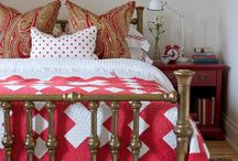 Welcoming Guest Room Ideas / by Kathleen Melikian