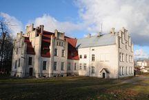 Główczyce - Pałac