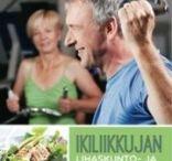 Ravitsemuksen kirjauutuuksia / Kirjaston hankkimia uusia ravitsemukseen liittyviä kirjoja