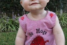 Clothing for babys  / by Tiffany Jolliff