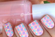 Nails solo uñas / hair_beauty