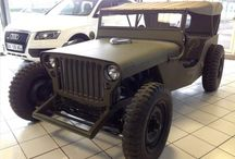 Willys Hot Rod! / These are so cool no matter what you do to them!