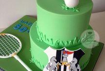 badminton cakes