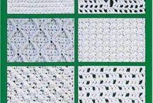 Crochet - Stitches