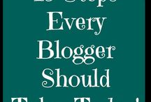 Blogging Tips / Because I need them