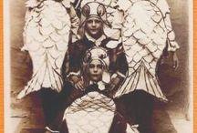 creepy costumes
