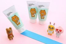 The Face Shop x Kakao Friends / You can meet many more items on bbcosmetic.com