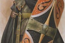 costume history (Warriors)