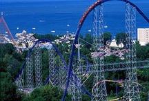 Favorite Roller coaster Park