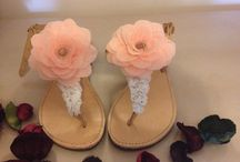 Handmade shoes by Lily / #shoes, #handmade, #diy, #sandals, #fashion, #