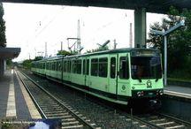 Bonn - Stadtbahnen 1973 - 1977 / Sie sehen hier eine Auswahl meiner Fotos, mehr davon finden Sie auf meiner Internetseite www.europa-fotografiert.de.
