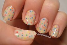 Fancy nails / by Eula Kries