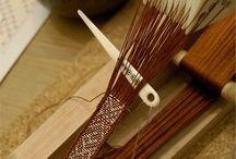 textile A bandes tissées braids / le tisssage