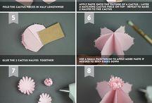 Kytky z papiru
