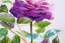 Flowers to paint / Flowers