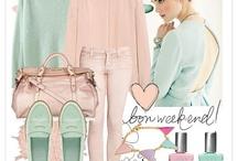 °《Soft pastel fashion trends 》°