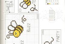 Cross Stitch - Animals / cross stitch