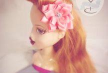 Mollie Tov Creations - Ribbon Flowers
