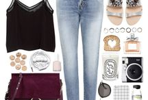Outfits for the day ❤️ / Nice compilation of outfits