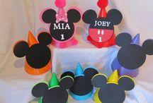 Mickey Mouse Birthday Celebration