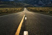 Hit the road / Road trip