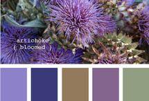 Nature's palettes