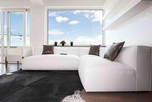 Soggiorno / Esempi di soggiorno moderno