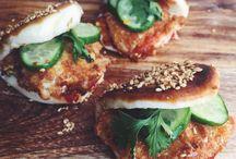 Bao steamed buns