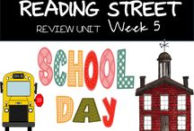 URW5-School Day-Reading Street