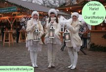 Germany's Christmas Markets / Photos and information about Germany's world famous Christmas markets (Weihnachtsmärkte)