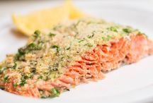 Fish • Seafood • Recipes